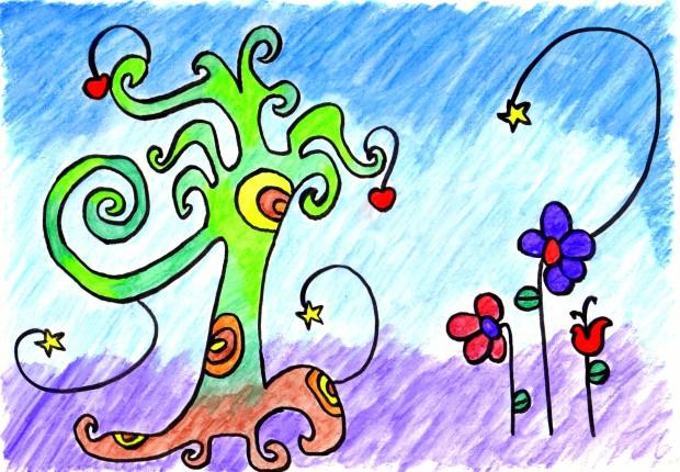 árbol y cuña